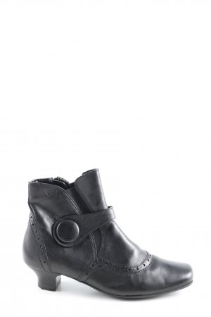 Caprice Ankle Boots schwarz Casual-Look