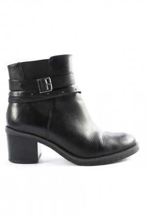 Caprice Booties schwarz Business-Look