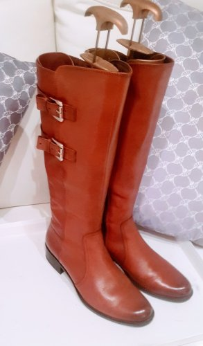 Caprice Winter Boots brown