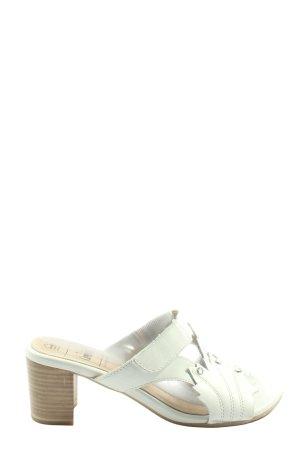 Caprice High Heel Sandaletten weiß Casual-Look
