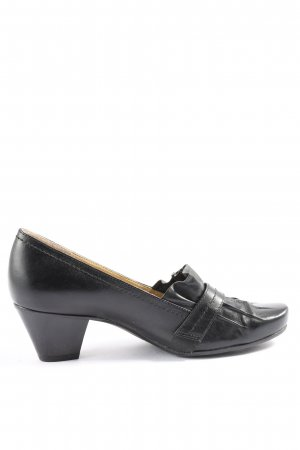 Caprice High Heels schwarz Casual-Look