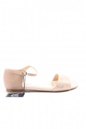 Caprice Komfort-Sandalen creme Casual-Look
