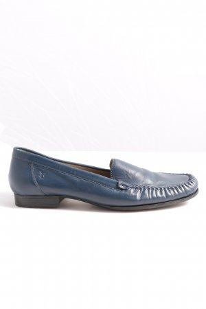 Caprice Moccasins blue casual look