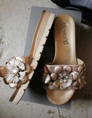 caprice pantoletten sandaletten gr 37