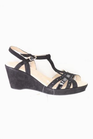 Caprice Sandalen schwarz Größe 39