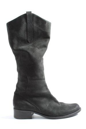 Caprice Jackboots black casual look