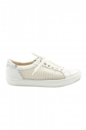Caprice Sneaker stringata bianco stile casual