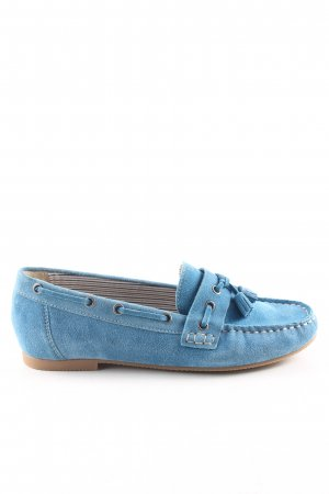 Caprice Sailing Shoes blue casual look