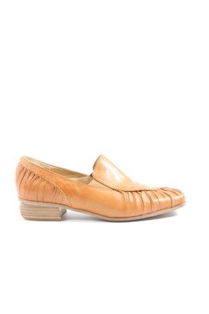 Caprice Slippers light orange casual look