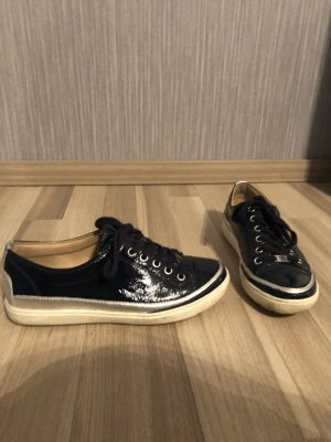 Caprice Sneaker blau Gr. 4