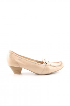 Caprice Trotteur creme Casual-Look