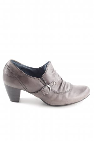Caprice Zapatos Informales color bronce look casual