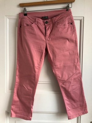 Street One Pantalon capri rose