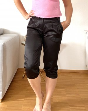 Melrose Pantalon capri noir
