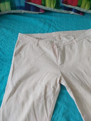Kik Pantalone Capri rosa antico