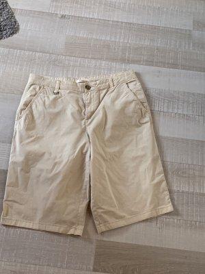 Esprit Pantalone Capri beige