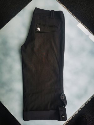 adilisk Spodnie Capri czarny