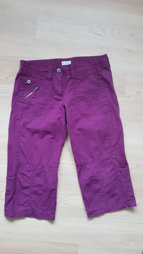 awg 7/8 Length Trousers purple-lilac