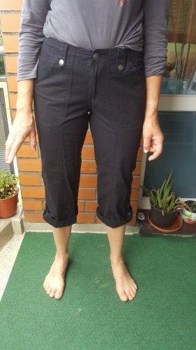 Spodnie Capri czarny
