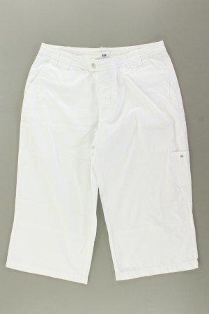 Capris natural white cotton