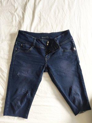 Denim Shorts multicolored cotton