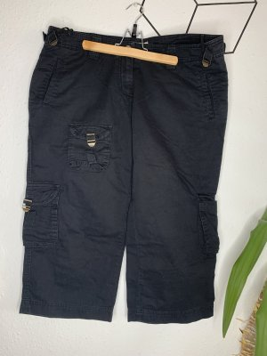 Authentic Pantalone Capri nero