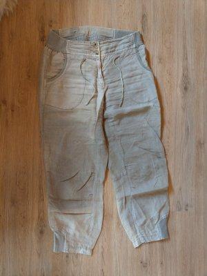 Caprihose Stoffhose beige Zerres