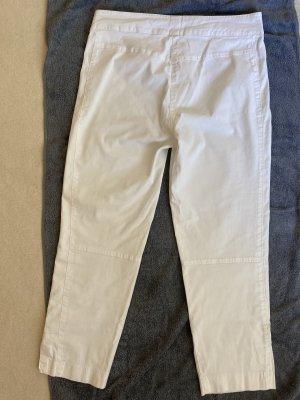 laurel jeans Spodnie Capri biały