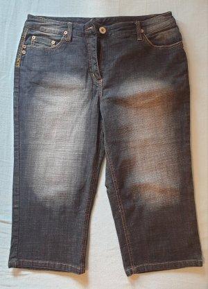 Pantalone Capri blu