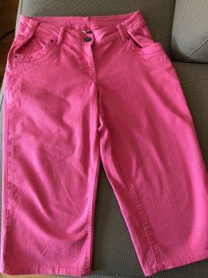 Blue Motion Spijkershort roze