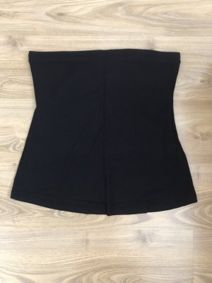 Capsule Spódnica ze stretchu czarny