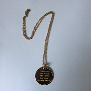 CAPULET -Coin Kette / XL- Rough Style