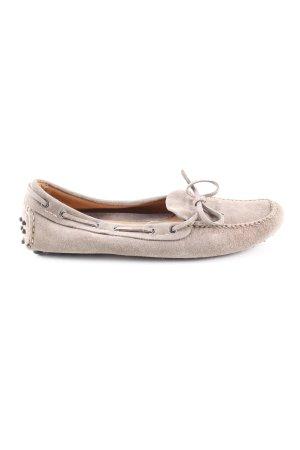 Car Shoe Komfort-Sandalen wollweiß Casual-Look