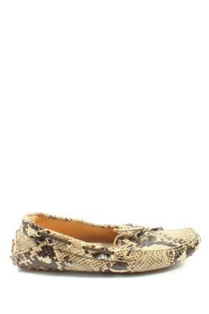 Car Shoe Scarpa slip-on Stampa leopardata stile casual