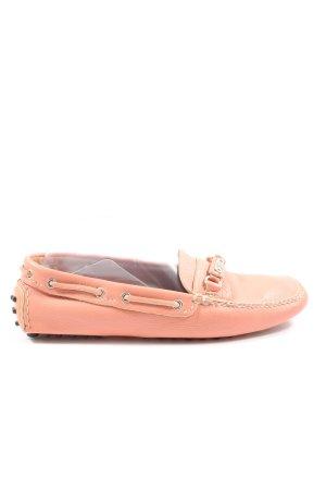 Car Shoe Scarpa slip-on color carne stile casual