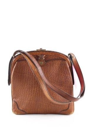Caracciola Sac Baril brun style d'affaires