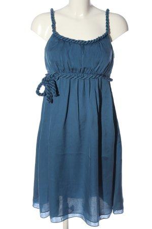 Caramelo Abito scamiciato blu stile casual