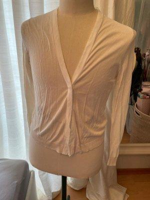 Schumacher Cardigan tricotés blanc
