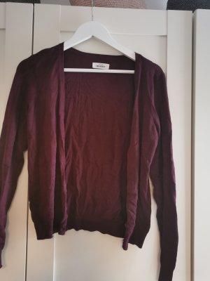 Zalando Cardigan in maglia viola
