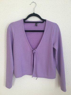 Devided von H&M Knitted Vest lilac