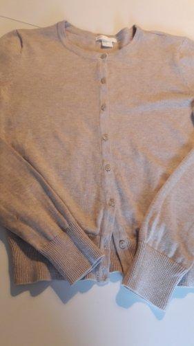 H&M Cardigan tricotés beige
