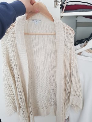 Cotton On Cardigan beige chiaro
