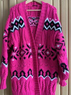 Cocomore Chaqueta de lana multicolor