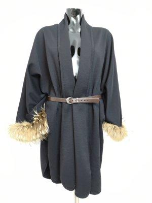 American Vintage Gebreide cardigan zwart