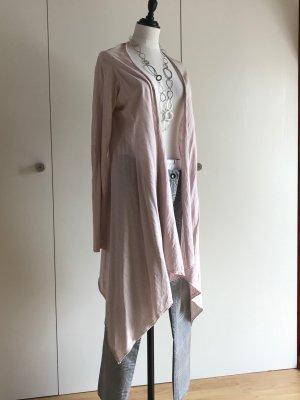 81hours Cardigan rose clair coton