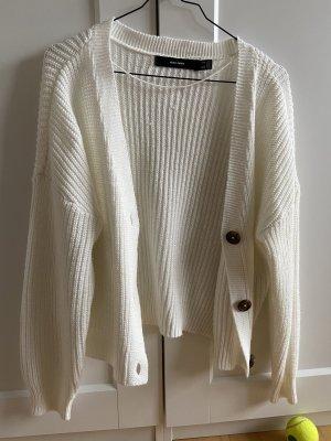 Vero Moda Cardigan natural white