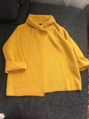 0039 Italy Cardigan tricotés brun sable