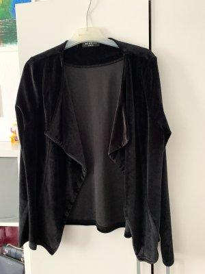 Gina Benotti Jersey Blazer negro