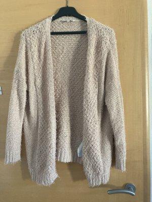 C&A Cache-cœur en tricot or rose