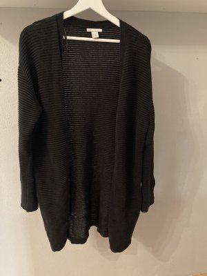 H&M Premium Cardigan nero